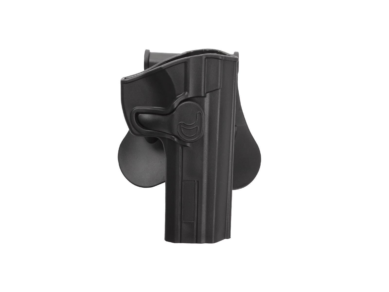 TEACA DIN POLYMER PENTRU SP-01 SHADOW - BLACK