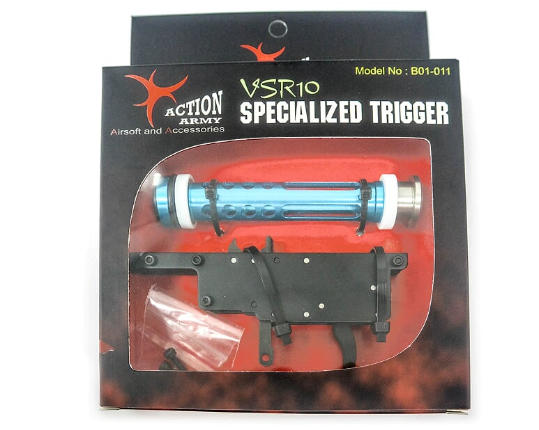 Imagine 725.0 lei, ACTION ARMY Vsr10 S-trigger Set