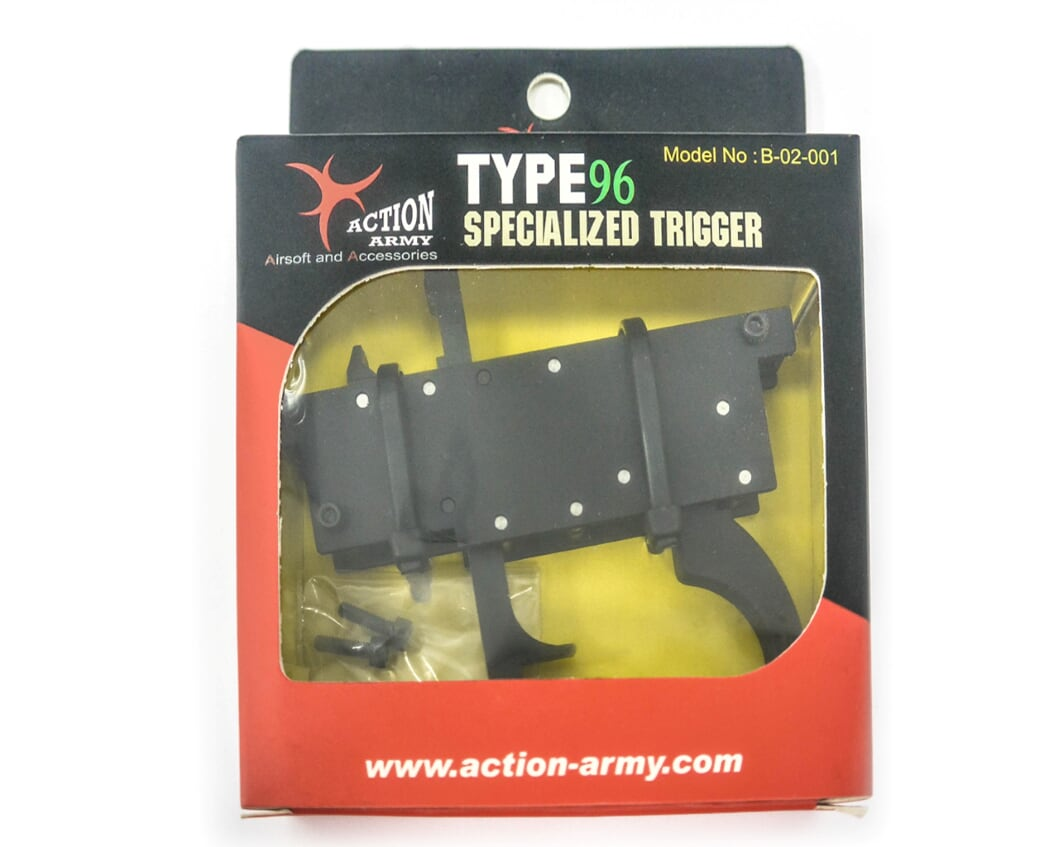 Imagine  639.0 lei, ACTION ARMY Zerro Trigger Pt. Type 96