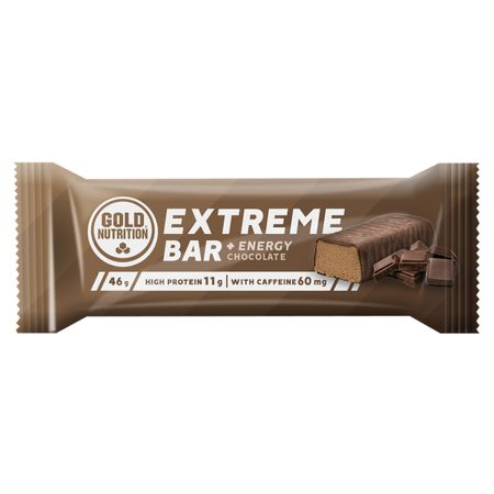 Extreme Bar Ciocolata X 46g imagine