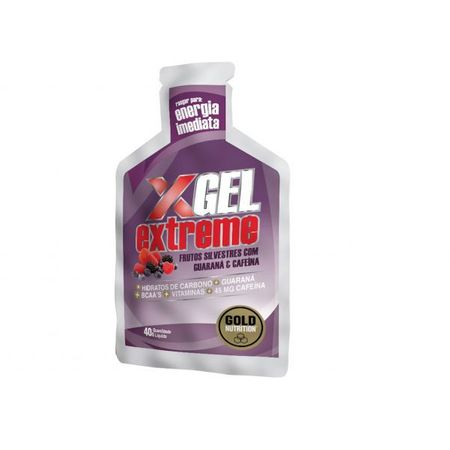 Extreme Gel Guarana Fructe De Padure X 40g imagine