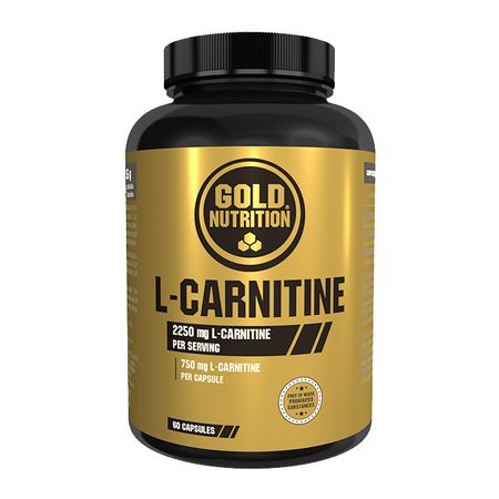 L-Carnitine 750 Mg X 60cps imagine