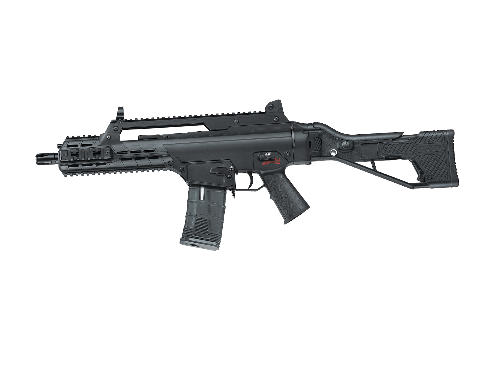 PL AAR COMPACT ASSAULT RIFLE - BLACK