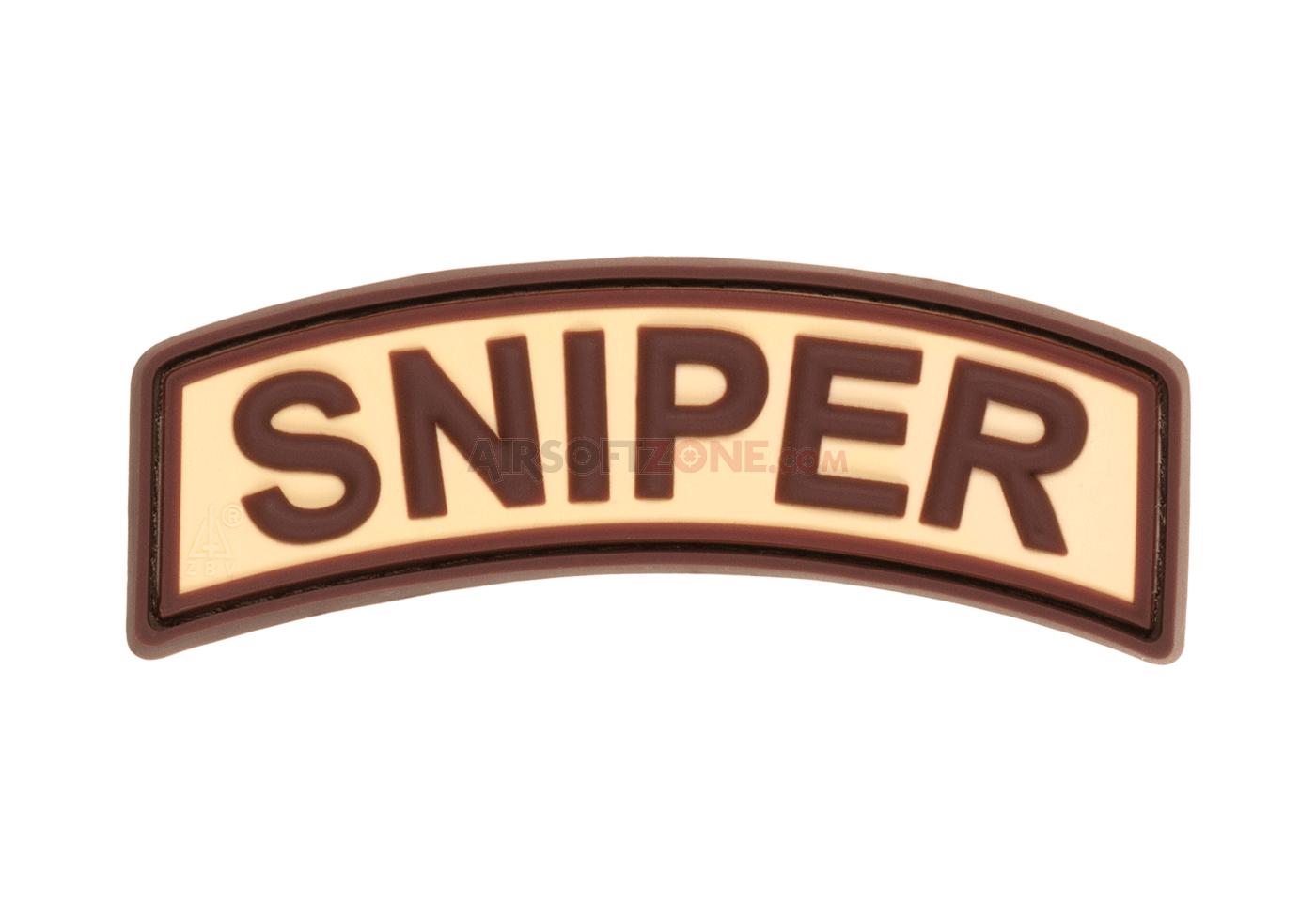 Patch Cauciucat - Sniper Tab - Desert imagine