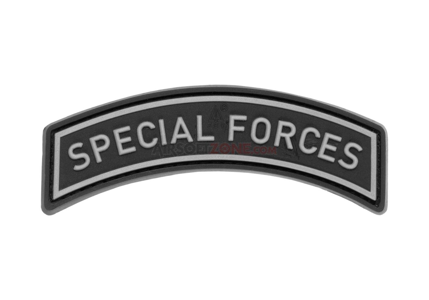 Patch Cauciucat - Special Forces - Swat imagine