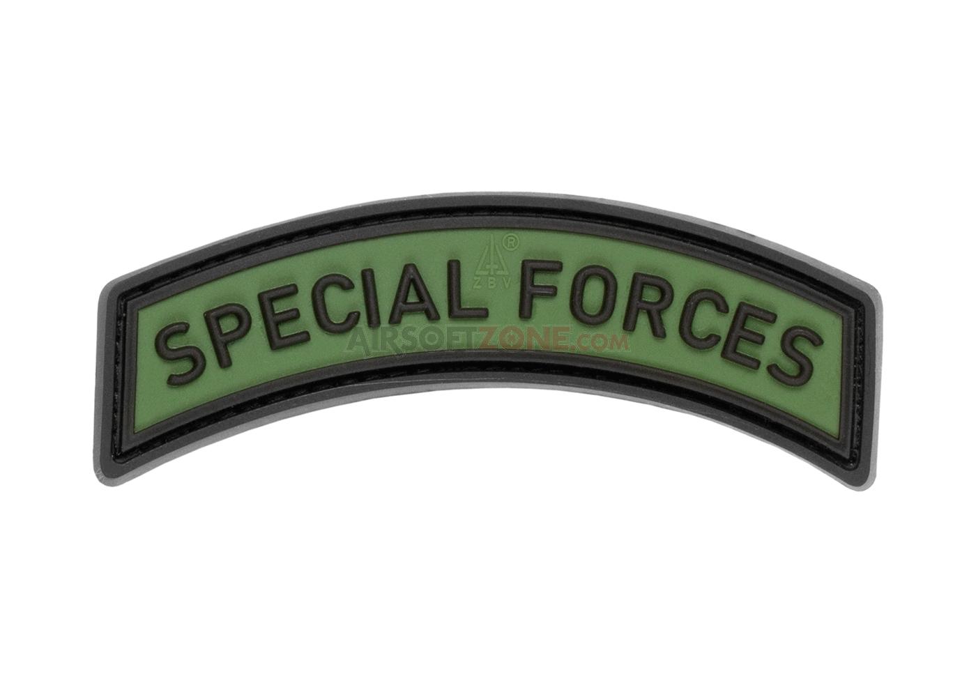 Patch Cauciucat - Special Forces - Forest imagine