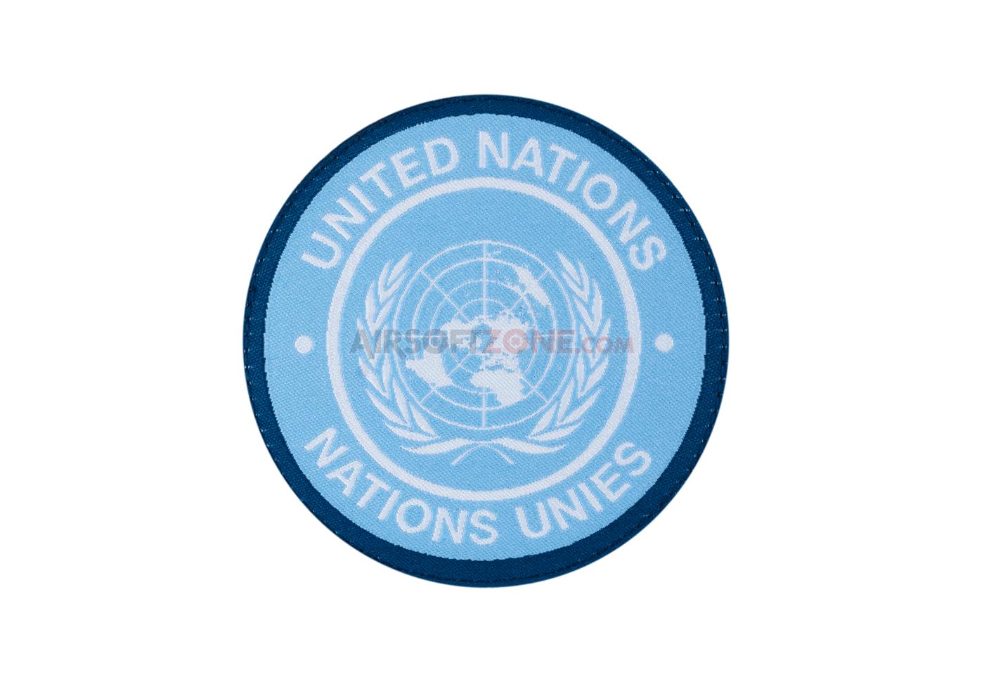 Patch Cauciucat - United Nations imagine