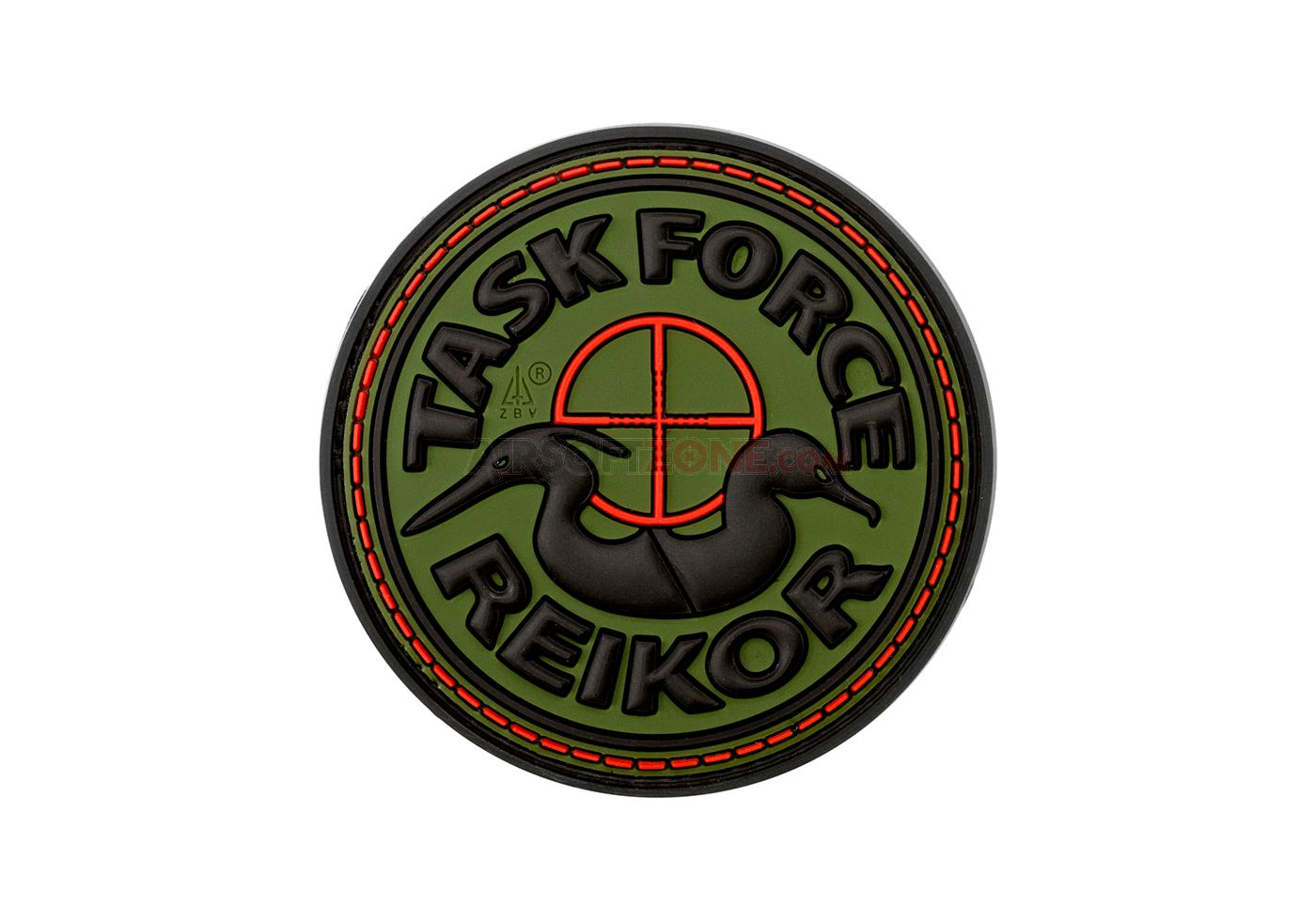 Patch Cauciucat - Task Force Reikor - Forest imagine