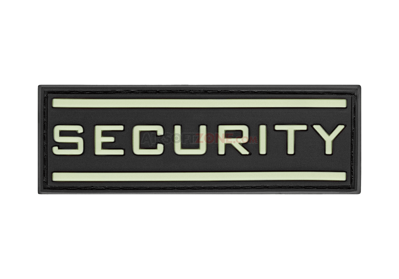 Patch Security - Large - Glow In The Dark imagine