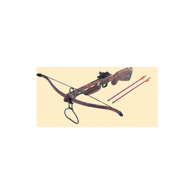 Imagine 530.0 lei, ADVANCE GROUP Arbaleta Crossbow, Camo