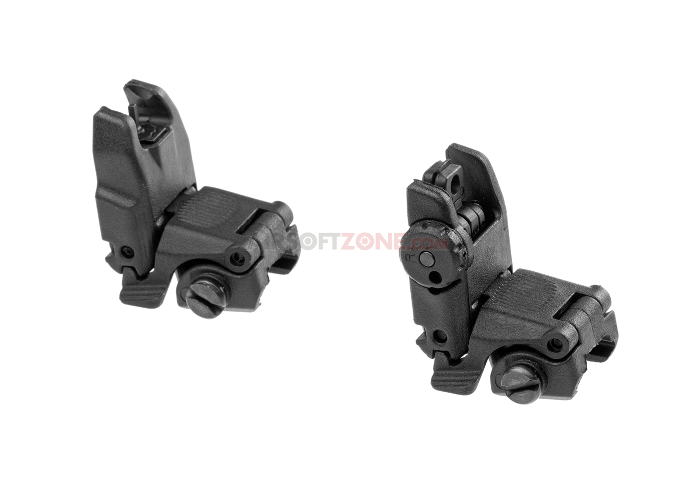 Fbus Gen 2 Sights - Black imagine