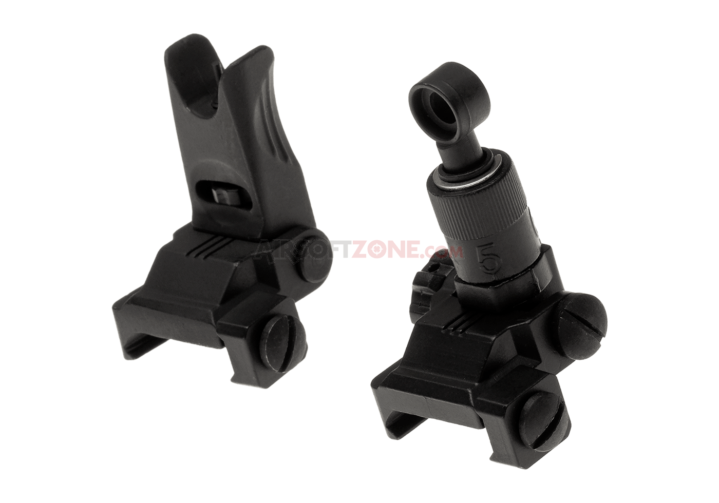 600m Flip-Up Sights imagine