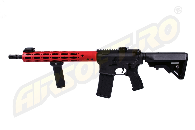 ERGO M4 CARBINE GI RED LONE STAR EDITION - 14.5 INCH