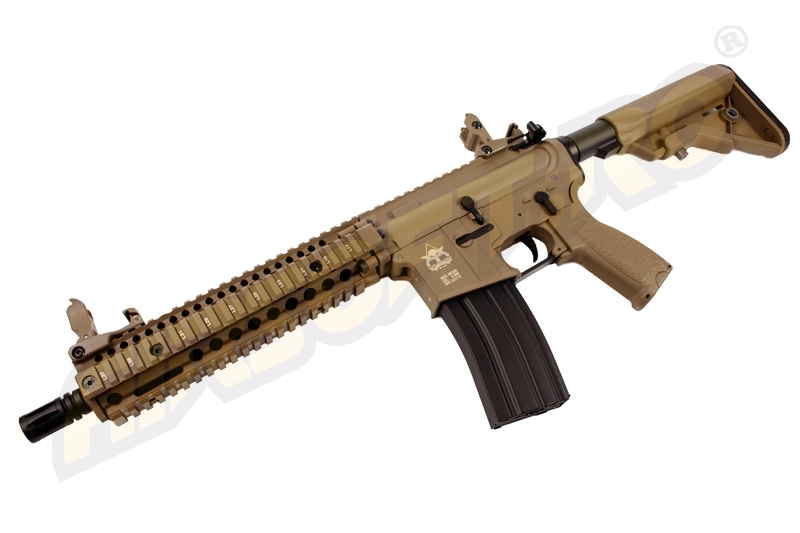 Imagine Evolution Airsoft Recon Mk18 Mod 1  - 10,8 Inch Carbontech Tan