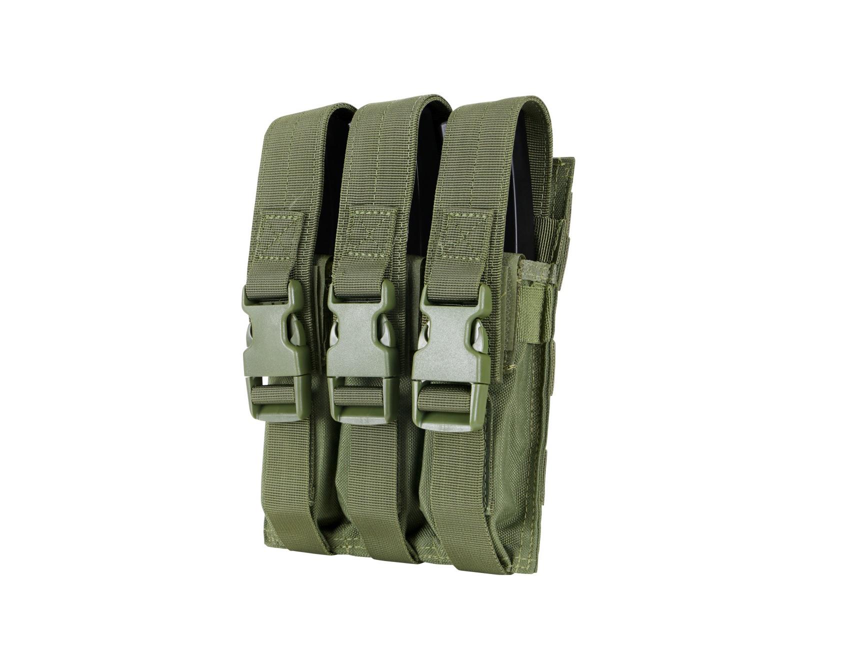 PORT INCARCATOR TRIPLU PENTRU MP5 - OD