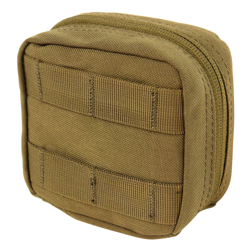 4 X 4 Utility Pouch - Coyote Brown imagine