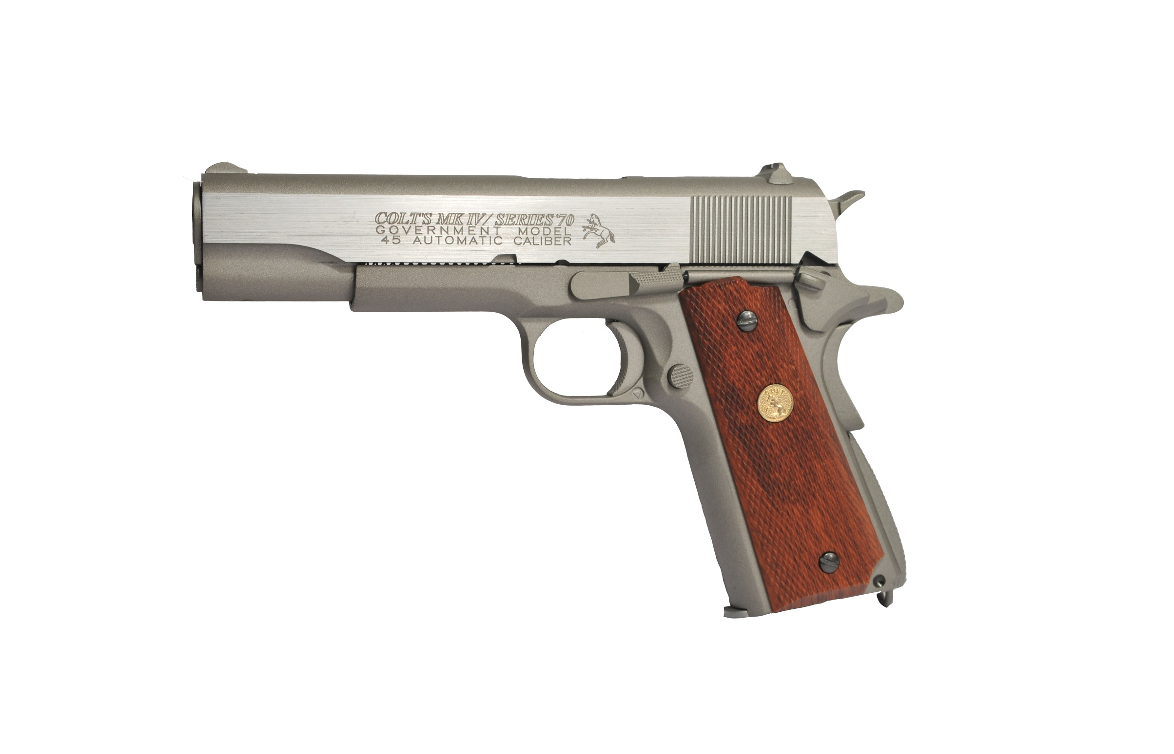 Colt M1911 - Mkiv Series 70 - Co2 - Gbb - Full Metal imagine