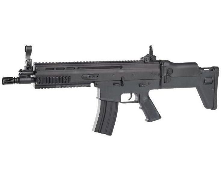 Fn Scar-L - Spring - Black imagine