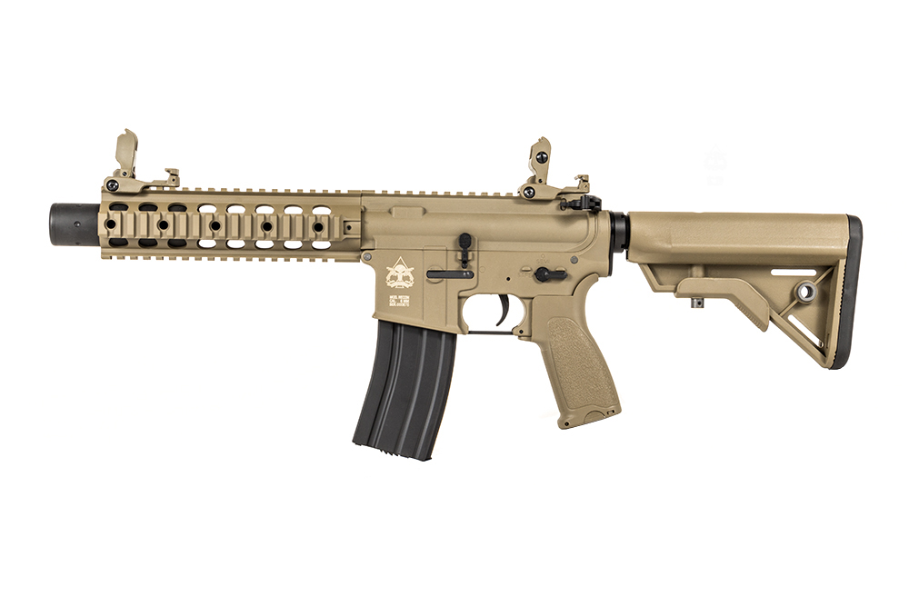 RECON UX- 9 INCH - SILENT OPS - CARBONTECH - TAN