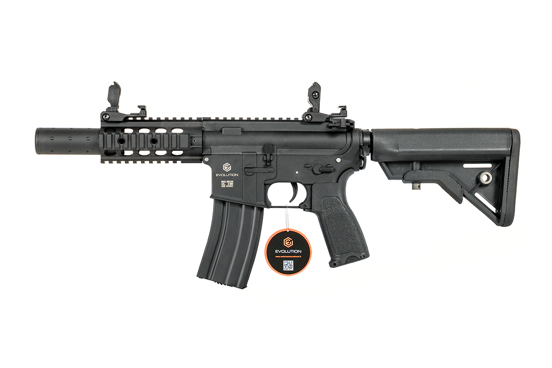 RECON UX 8 INCH - SILENT OPS - CARBONTECH