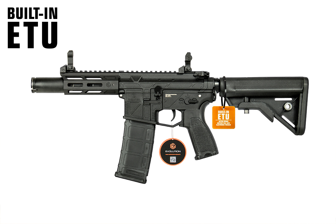Imagine  708.0 lei, EVOLUTION AIRSOFT Evolution Ghost Xs Emr A Carbontech, Etu