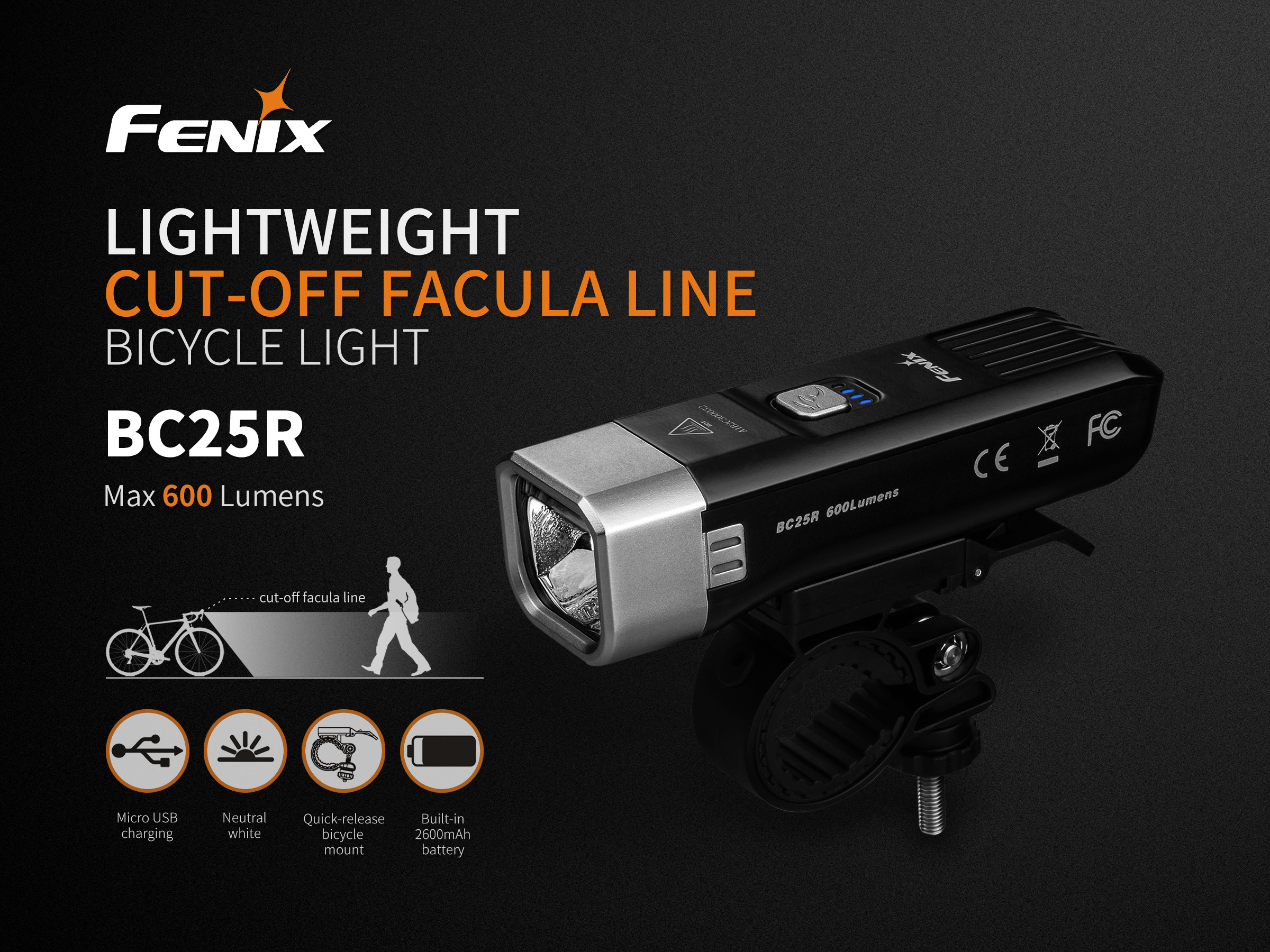 Lanterna Model Bc25r - Xp-G3 imagine
