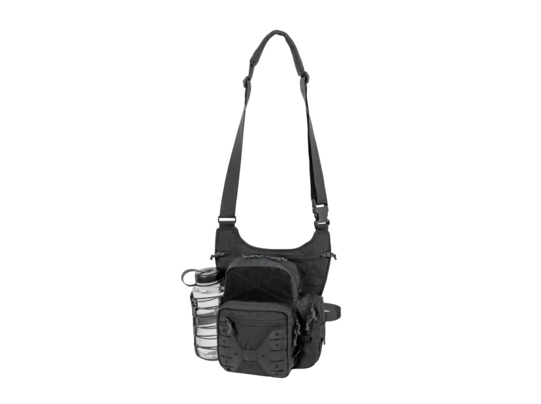 Edc Side Bag - Cordura - Black imagine