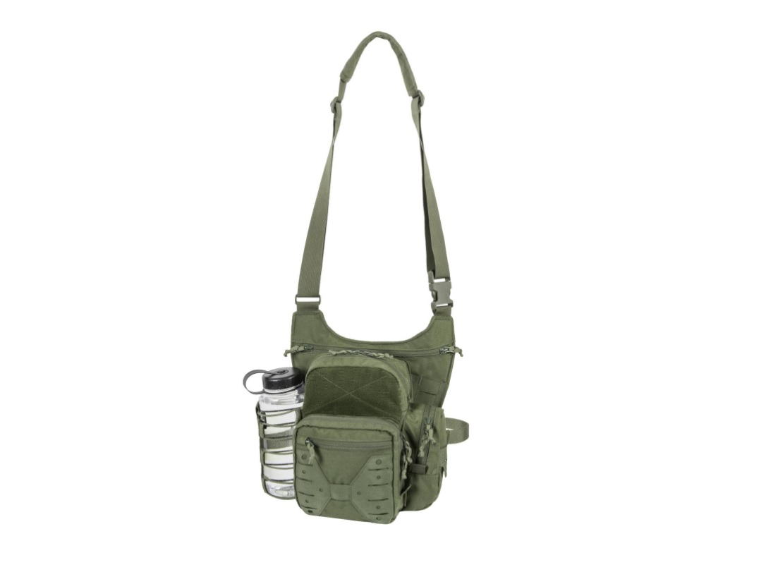 Edc Side Bag - Cordura - Olive Green imagine