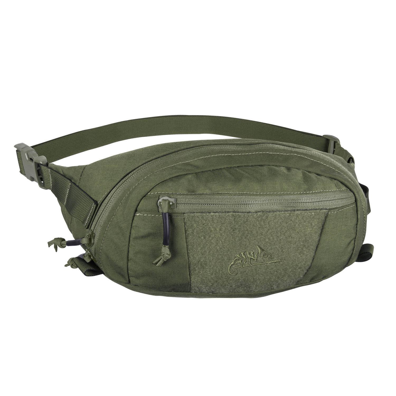Borseta Din Cordura Model Waist Pack - Olive Green imagine