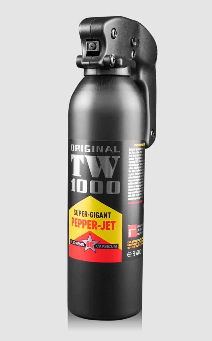 Tw1000 Pepper-Jet Super-Gigant Professional 400 Ml imagine