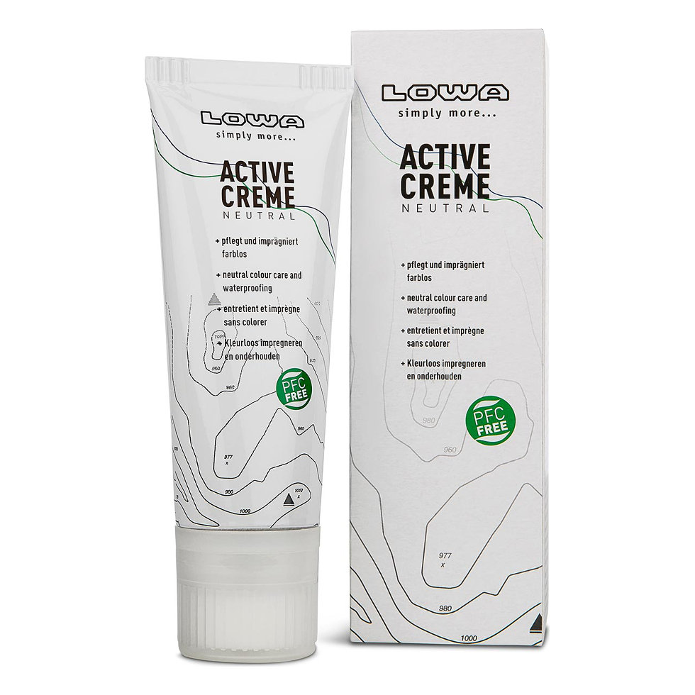 Crema Protectie Incaltaminte - 75ml - Pfc Free imagine