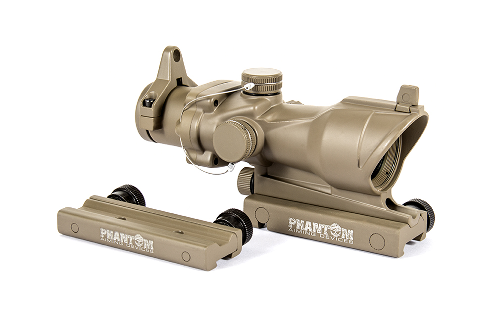 Imagine Phantom Tactical Red Dot Acg W - Mount (desert Color)