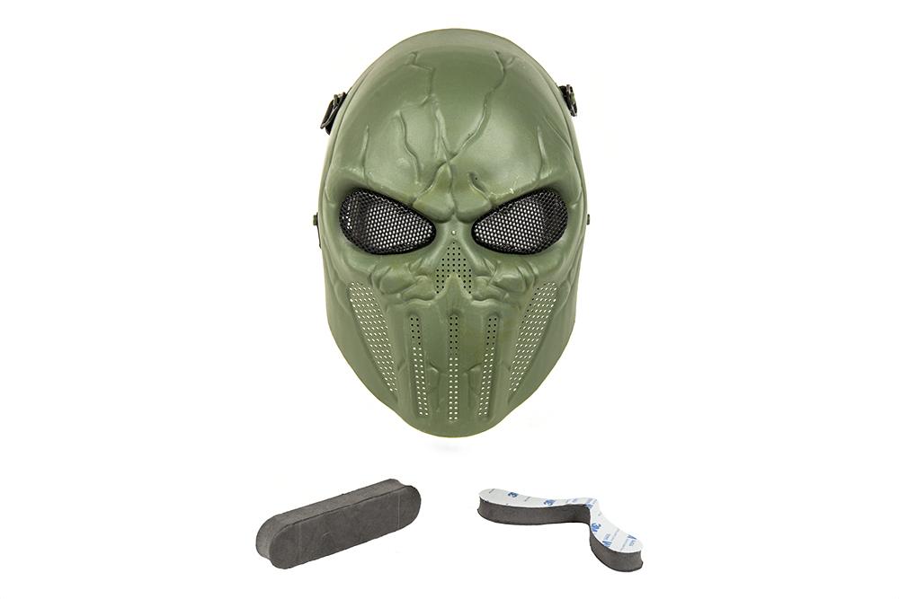 Masca Completa Model Punisher - Od imagine