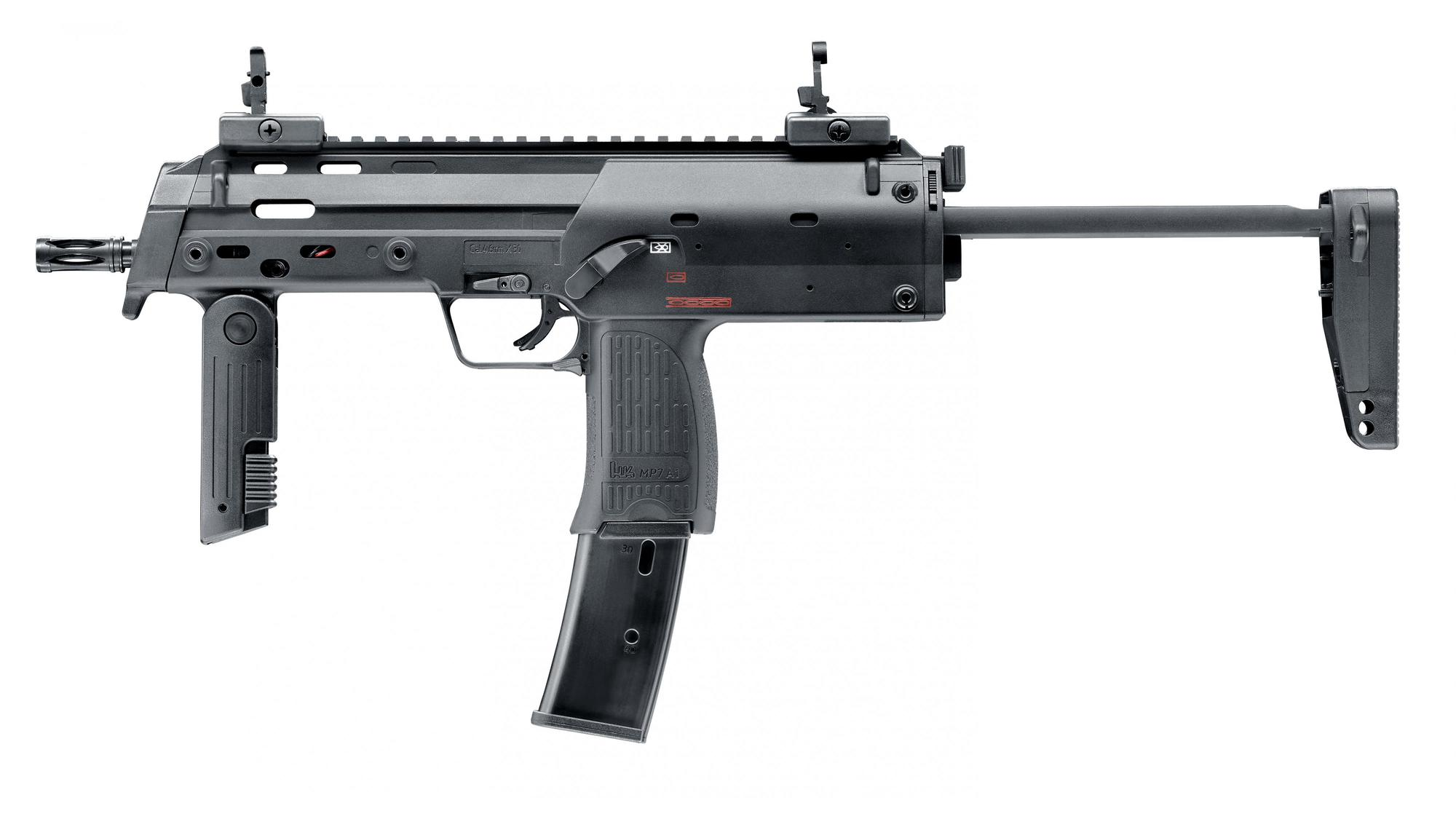 Imagine 2250.0 lei, UMAREX Heckler Koch Mp7a1