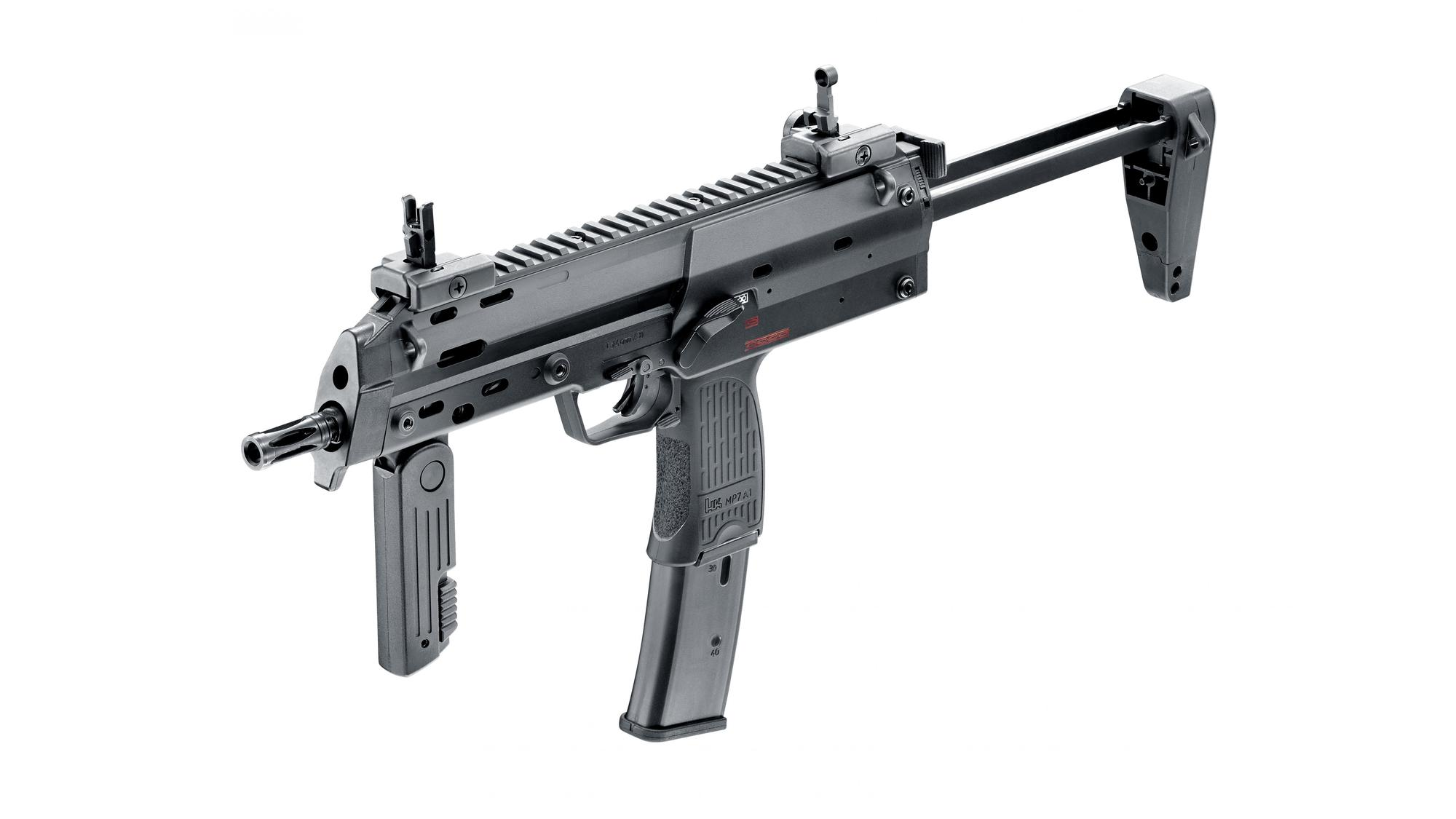 Heckler Koch Mp7a1 imagine