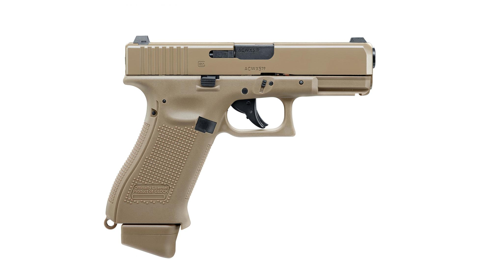 Imagine  700.0 lei, UMAREX Glock 19x, Fde