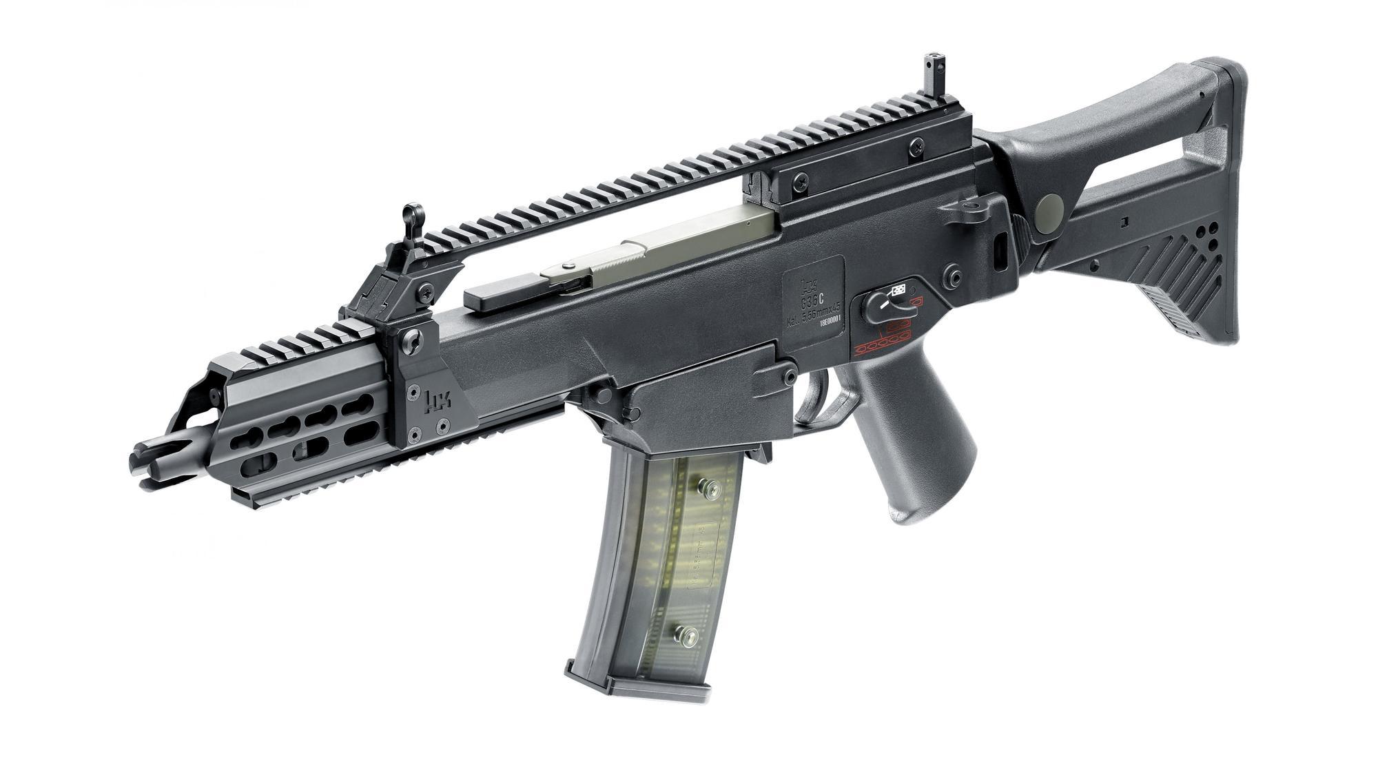 Imagine 2400.0 lei, UMAREX Heckler Koch G36c