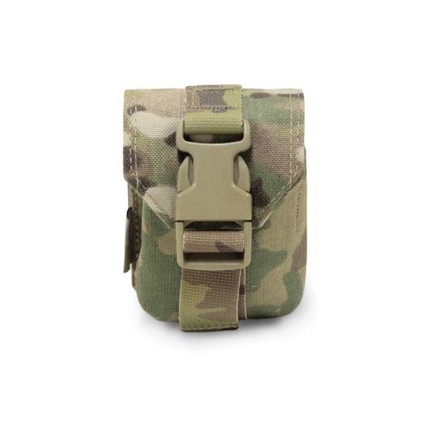 Single Frag Grenade Pouch - Multicam imagine