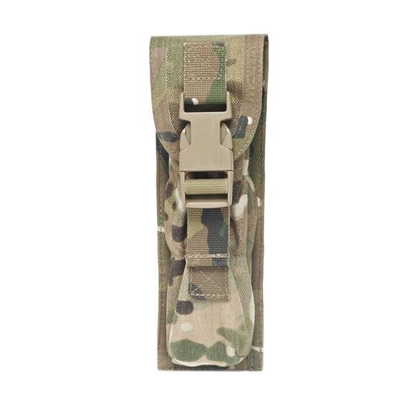 Imagine Warrior Assault Systems Large Torch  - Suppressor Pouch Multicam