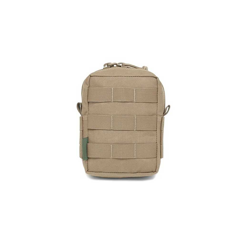 POUCH UTILITY SMALL - COYOTE TAN