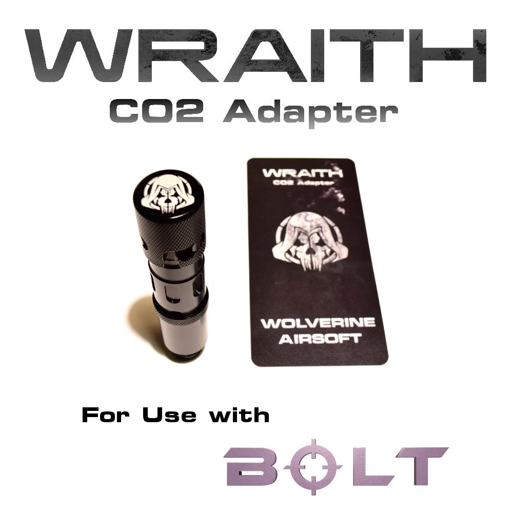 ADAPTOR CO2 - WRAITH
