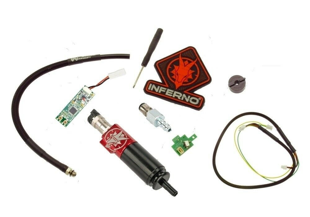 Imagine 2058.0 lei, WOLVERINE AIRSOFT Kit Hpa Pt. V3 (ak), Gen 2, Inferno, Premium Edition